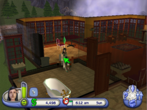 Naked unblury sim cheats for The Sims on GC - Super