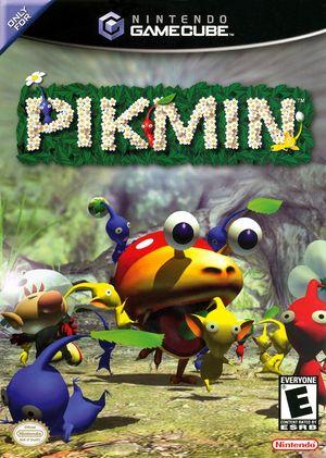 pikmin 1 enemies list