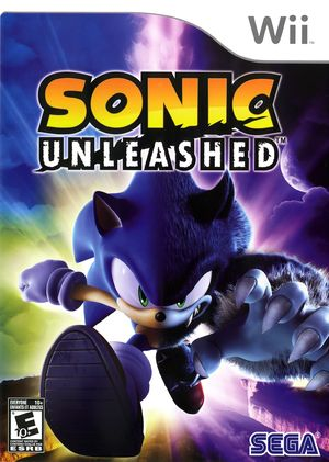 Sonic Unleashed - Dolphin Emulator Wiki