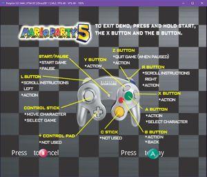 Mario Kart: Double Dash‼ Bonus Disc - Dolphin Emulator Wiki