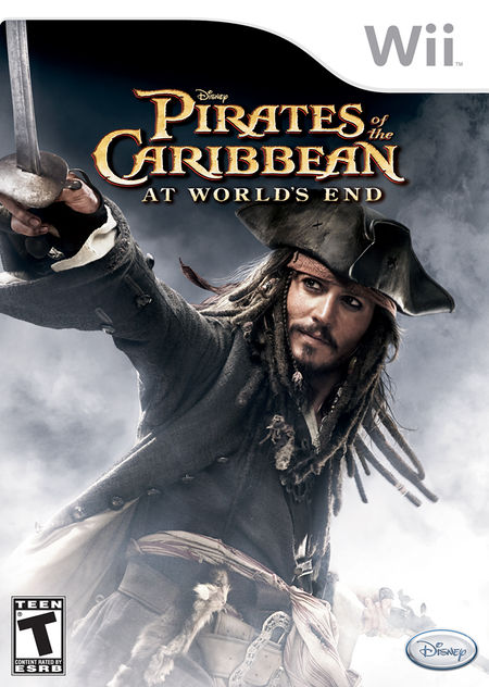 Pirates of the Caribbean: At World's End Wii ISO