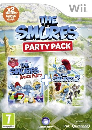 The Smurfs-Party Pack.jpg