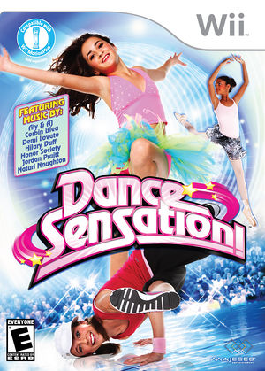 DanceSensation!Wii.jpg