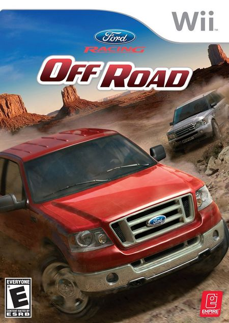 Ford Racing: Off Road Wii ISO