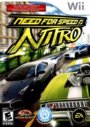 Best Car Cover >> Need for Speed: Nitro - Dolphin Emulator Wiki