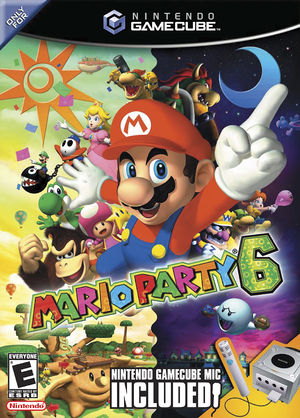 Mario Party 6 - Dolphin Emulator Wiki