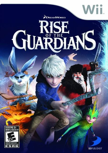 Rise of the Guardians Wii ISO