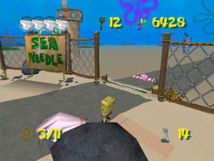 Can Code for spongebob squarepants battle for bikini bottom apologise, but