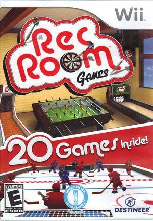 Best Rec Room Games