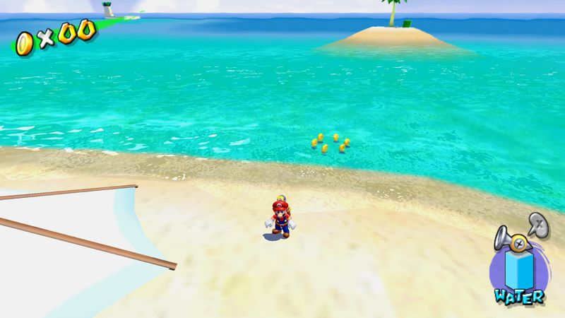 File:Super Mario Sunshine Water Color Wrong.jpg