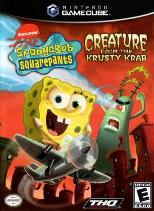 SpongeBob SquarePants-Creature from the Krusty Krab (GC).jpg